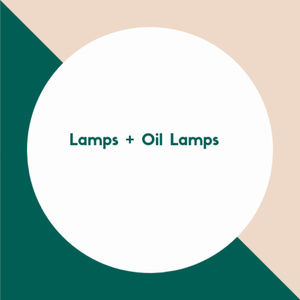 Other - Lamps + Oil Lamps